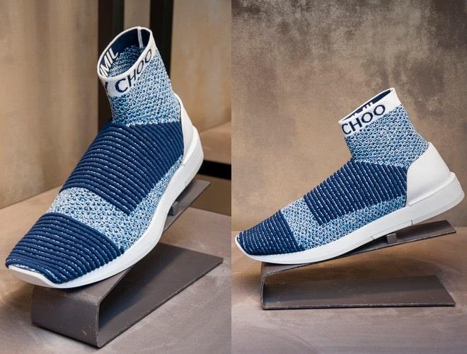 Jimmy Choo stivaletto sneakers uomo estate 2019
