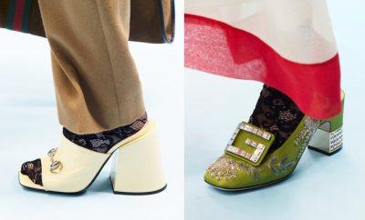Scarpe Gucci autunno inverno 2018 2019. Catalogo donna. Foto e prezzi 822f1454c5e