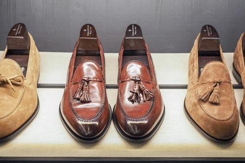 Tagliatore scarpe uomo primavera estate 2019