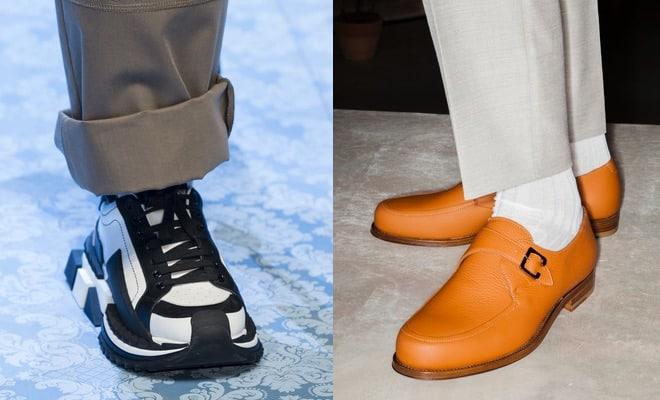 Le scarpe uomo estate 2019. Le novità moda. Foto - Scarpe Alte ... 5328a1776d2