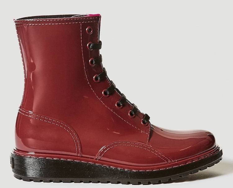 stivaletto bordeaux inverno 2018-2019 guess