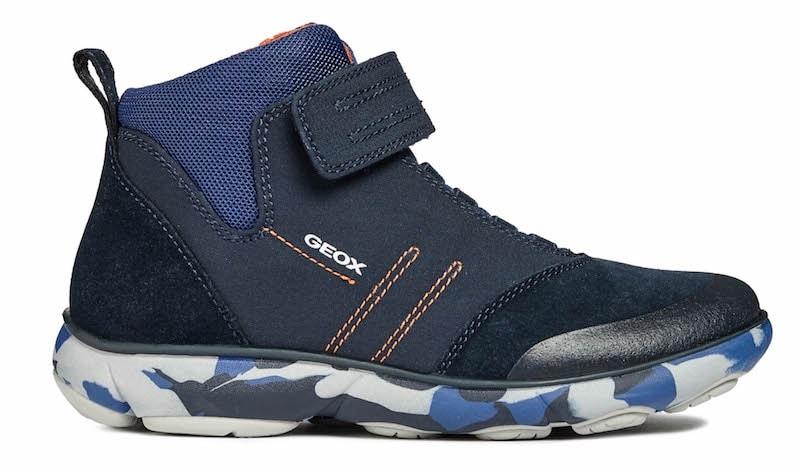 Geox Bambino scarpe autunno inverno 2018-2019