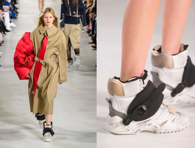 Sneakers donna inverno Margiela 2018-2019