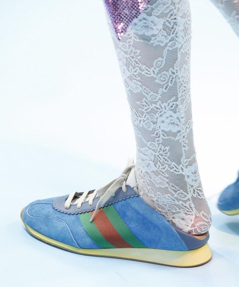 gucci donna scarpe sportive invernali