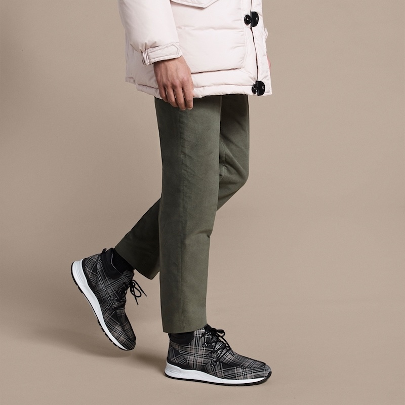 tods sneakers alte uomo inverno 2018-2019