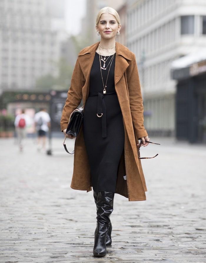 New York street style settembre 2018