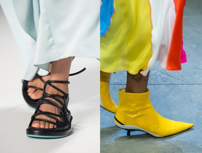 Scarpe moda 2019 sfilate New York