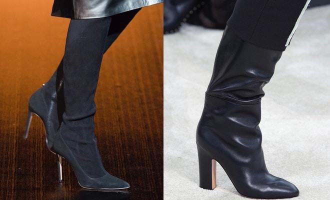 Stivali per donne basse. I modelli ideali per slanciare - Scarpe Alte -  Scarpe basse 847f0e7185a