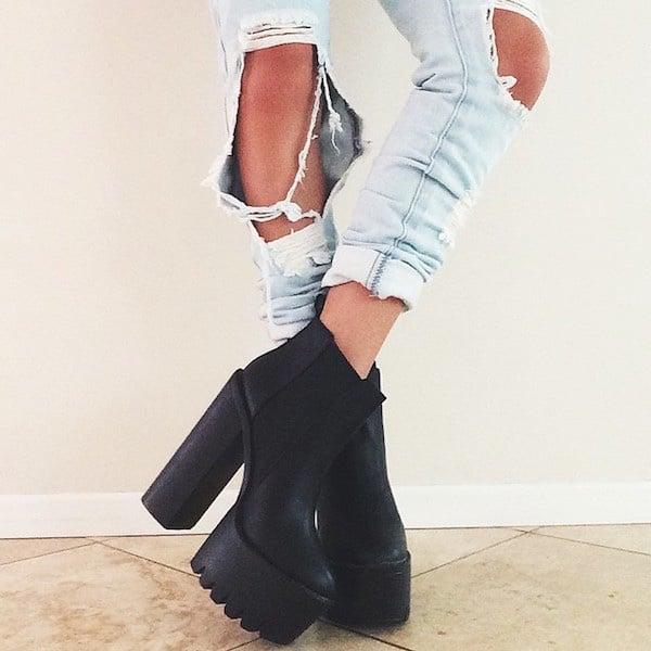 stivali da evitare donne basse