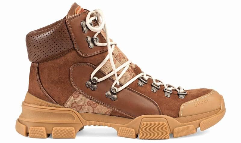 Sneaker-Flashtrek-GG gucci uomo 2019