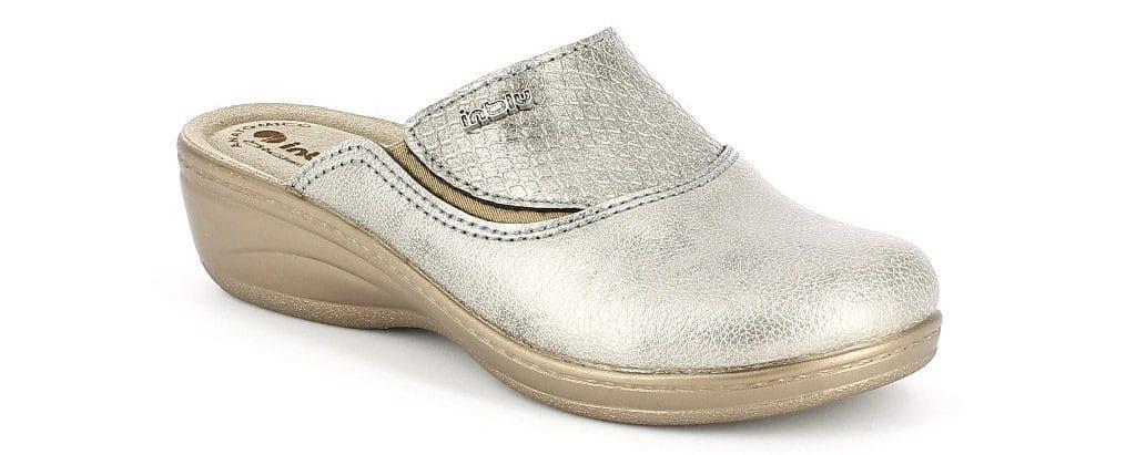 pantofola sabot inblu