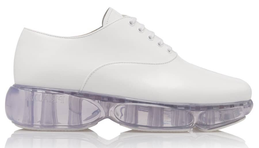 Sneakers prada donna primavera estate 2019