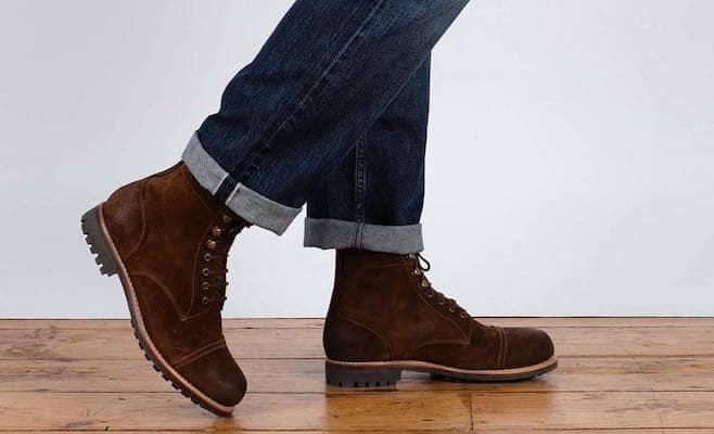 abbinare jeans e stivali