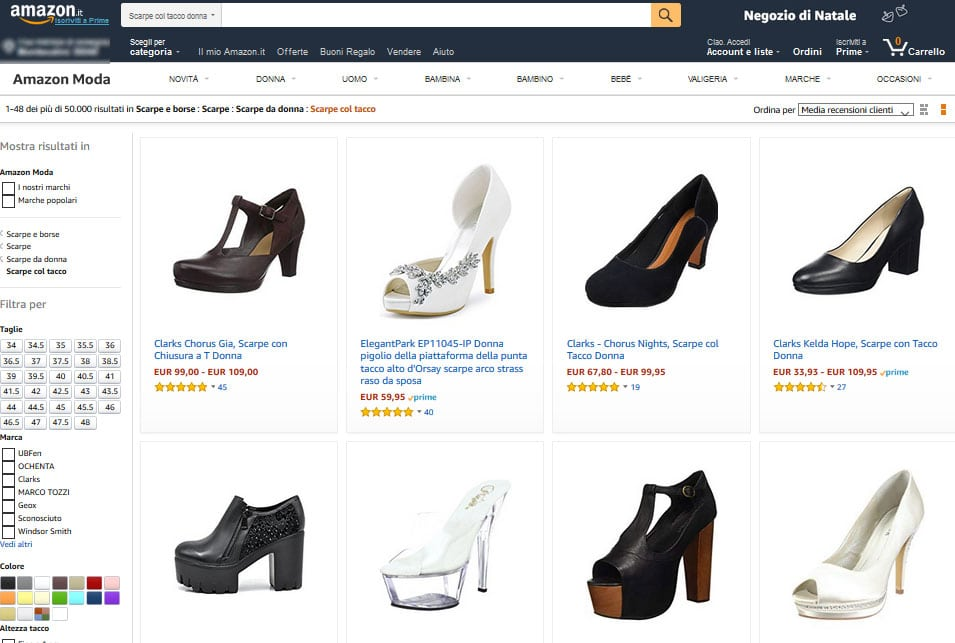 L'abbigliamento E Scarpe Più Popolari Negozi Online Di