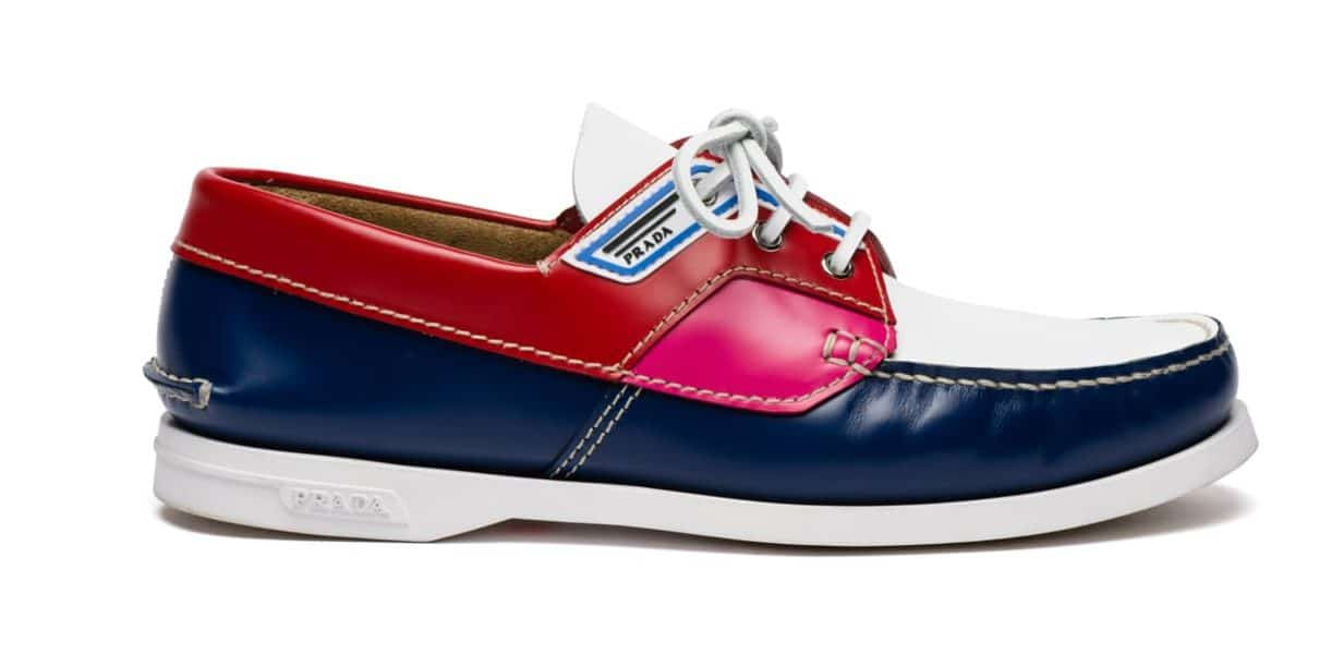 scarpe prada uomo estate 2019
