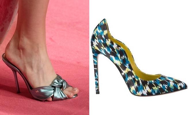 Elisabeetta Franchi scarpe 2019