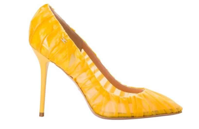 Elisabetta Franchi scarpe donna primavera estate 2019