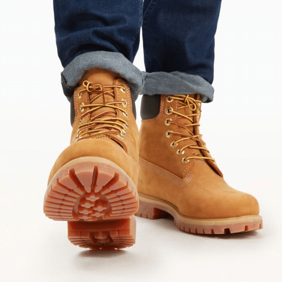 scarponcino timberland giallo uomo inverno 2019