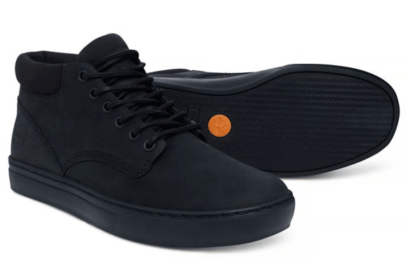 sneakers nera timberland uomo