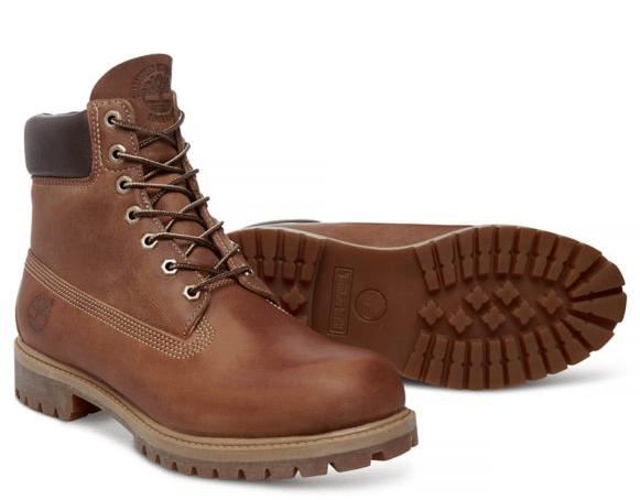 timberlan uomo inverno 2019 scarponcino marrone