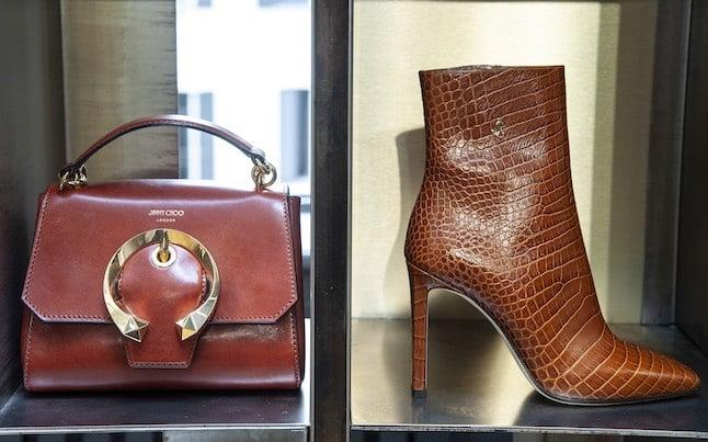 Jimmy Choo scarpe donna autunno inverno 2019 -2020