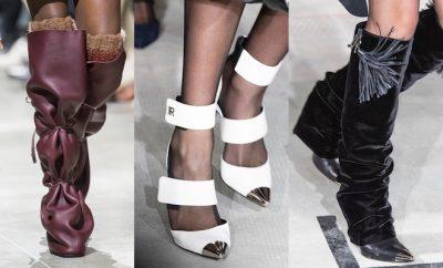 Scarpe moda autunno inverno 2019 2020