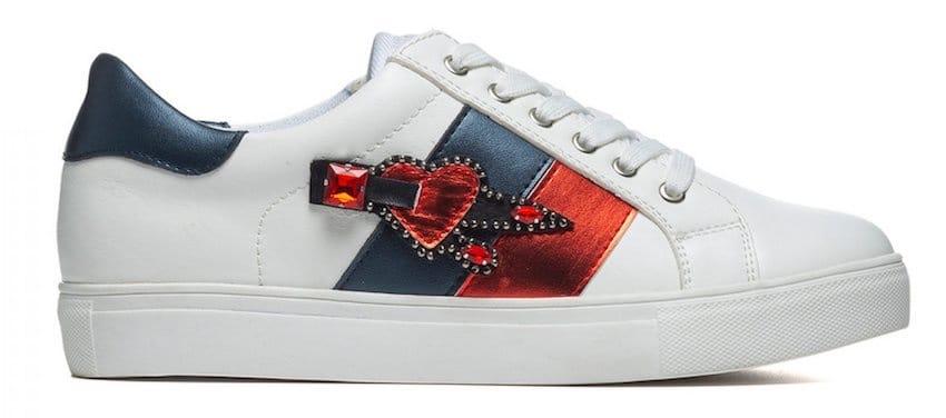 Sneakers-pittarosso primavera estate 2019