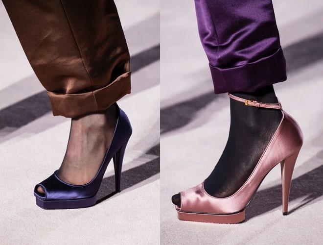scarpe donna inverno 2019 2020 Tom Ford