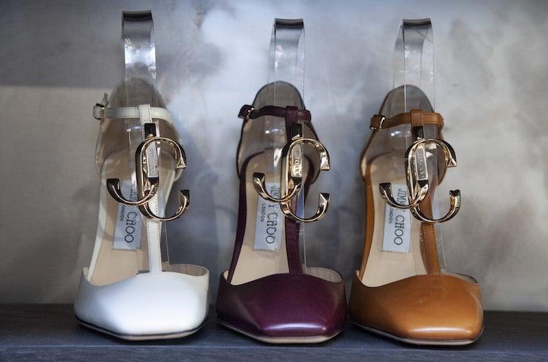scarpe jimmy choo autunno inverno 2019 2020