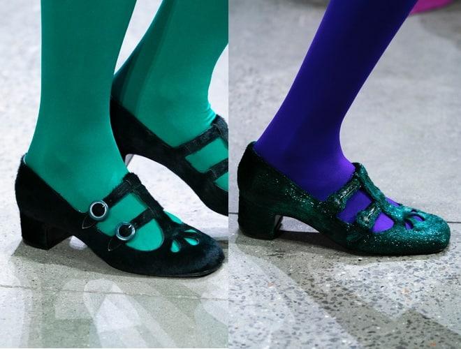 scarpe moda inverno 2019 2020 anna sui