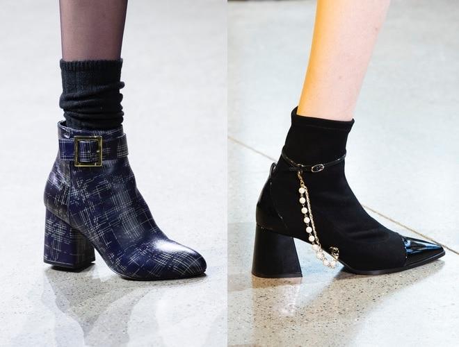 stivaletti moda inverno 2019 2020