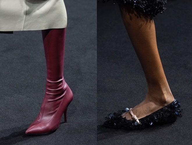 scarpe rochas inverno 2019 2020