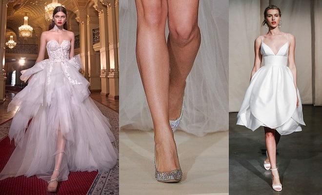 Scarpe sposa 2020