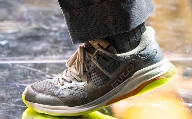 scarpe gucci uomo inverno 2019-2020