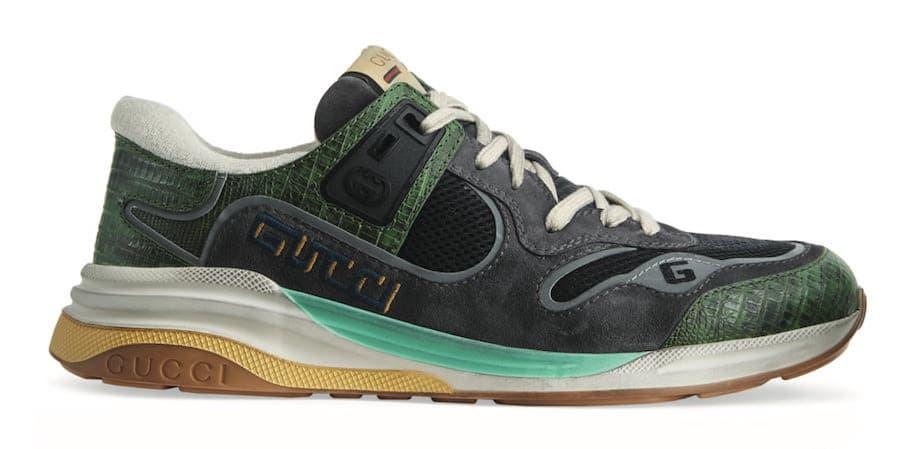 sneakers gucci uomo autunno inverno 2019 2020