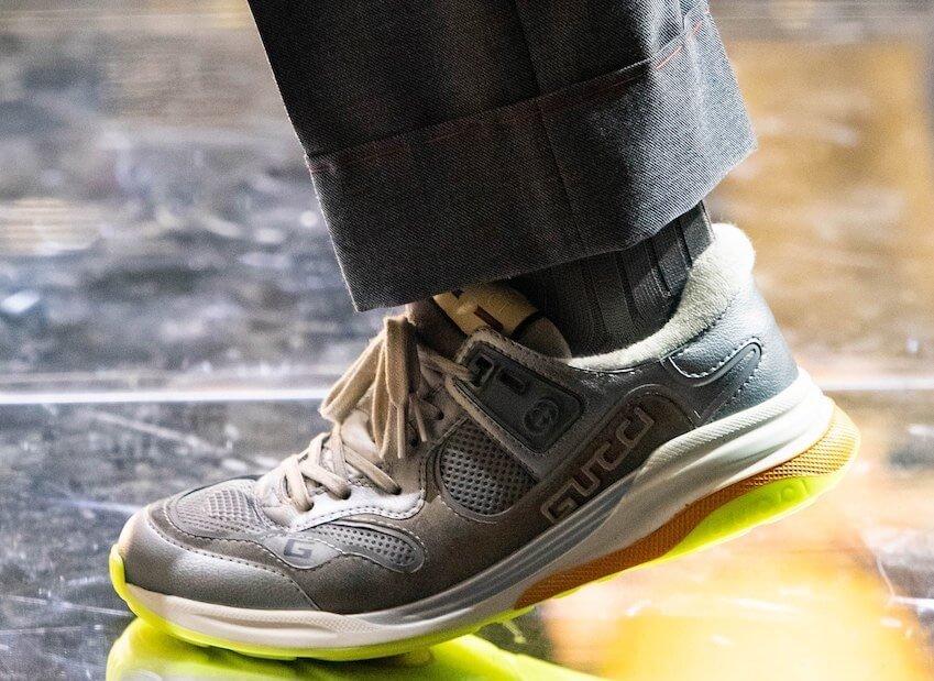 sneakers gucci uomo inverno 2019-2020