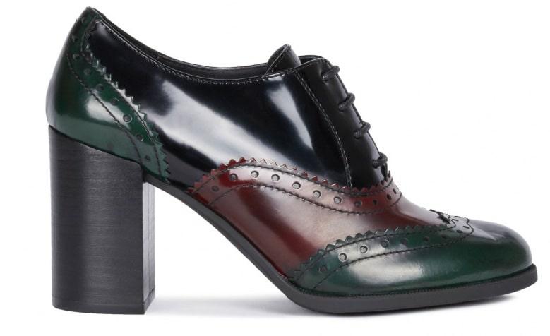 francesine geox collezione scarpe autunno inverno 2019