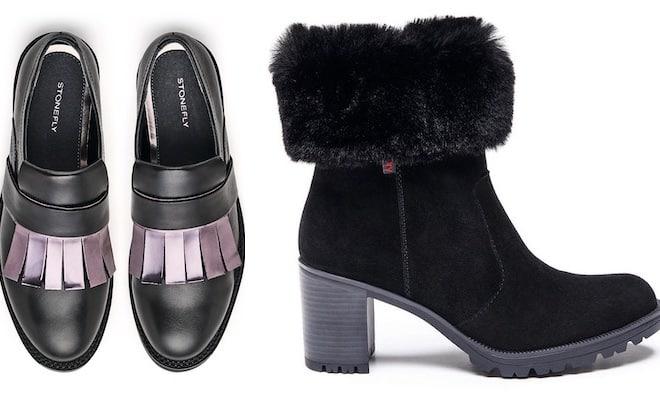 Stonefly donna scarpe autunno inverno 2019-2020