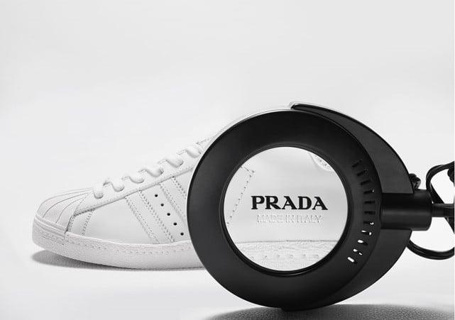 Prada-Adidas scarpe