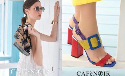 cafe noir scarpe sandali primavera estate 2020