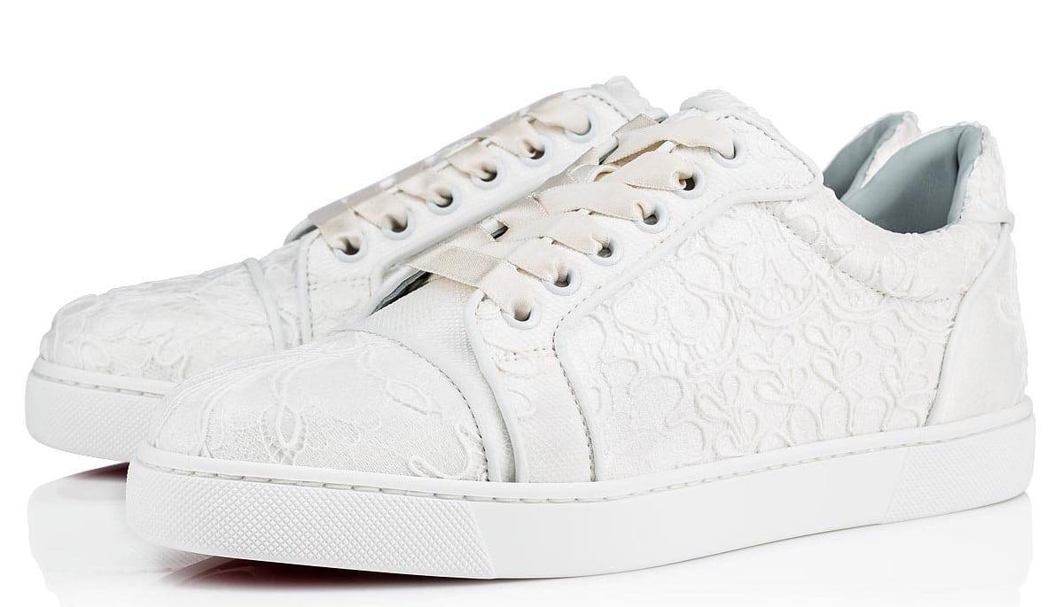 Sneakers sposa 2020 louboutin