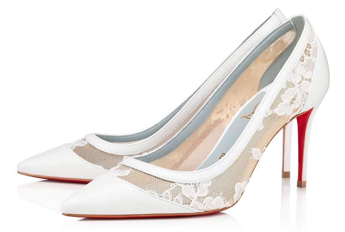 scarpe sposa louboutin 2020 -21