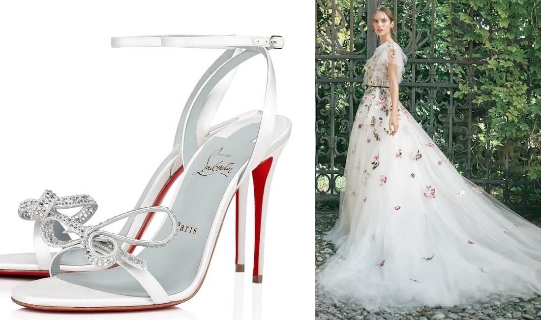scarpe sposa louboutin nuovi modelli