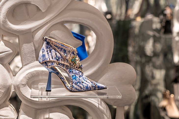Jimmy Choo donna inverno 2020-2021