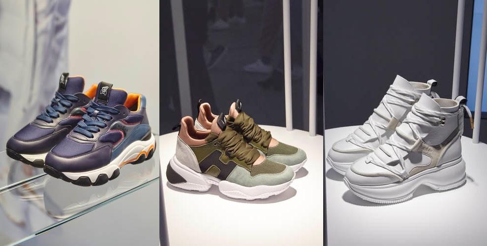 scarpe hogan donna inverno 2020 2021