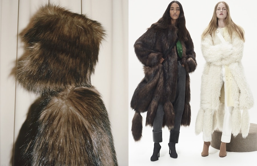Burberry cappotti inverno 2021-22