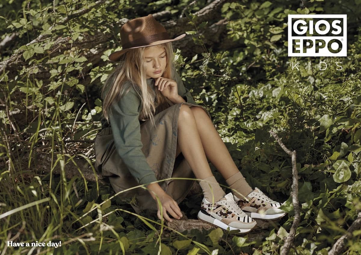 Gioseppo scarpe bambina 2021-22